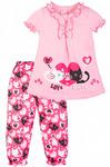 Пижама для девочки Luneva LU0725
