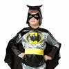 Детский карнавальный костюм Чёрный Плащ (текстиль) 7018