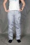 Утепленные женские брюки на поясе-молния. Арт 001