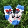 Детские носки (размер 28-29) Артикул: 345