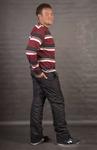 мужские брюки зимние