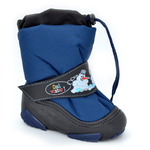 Детские сноубутсы Demar 4010 SNOWMEN синий