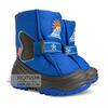Детские сноубутсы Demar 4034 SUN RISE голубой