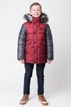 "Зимняя куртка для мальчика ""ZKM 1"". Распродажа!!!"