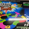 Гоночная трасса Magik Tracks 176 деталей, с подсветкой