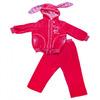 Спортивный костюм с ушками 2766