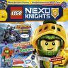 Лего рыцари + конструктор7*17 Мини-фигурка Аарона+Комбинированная Nexo сила