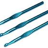 Крючки вязальные № 9 (150mm) алюминиевые
