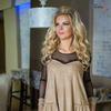 Платье-сарафан бежевое 7718