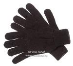 Перчатки 6с177 мужские (черный)