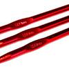 Крючки вязальные № 8 (150mm) алюминиевые