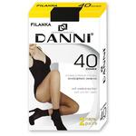 Женские носки DANNI Filanka 40 (2 пары)
