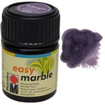 Краски для мармарирования Marabu,15мл.баклажан 130539039