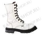 "Ботинки высокие Ranger ""White"" 9 колец, размер  34-48"