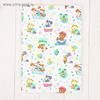 Пеленка, размер 90х130 см, цвет МИКС 1245