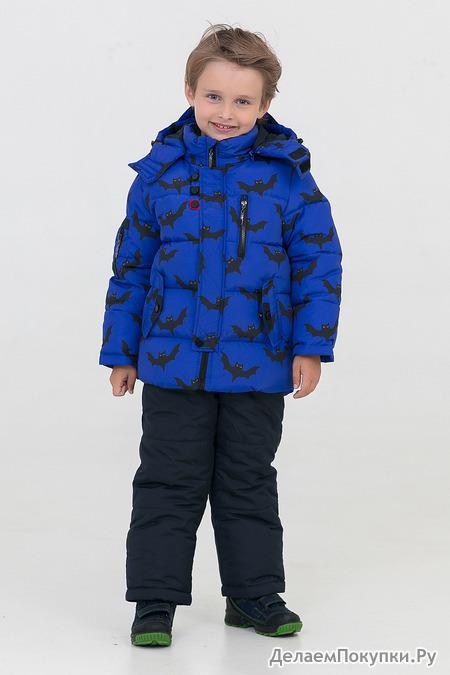 37135 Комплект для мальчиков, био-пух BILEMI Зима