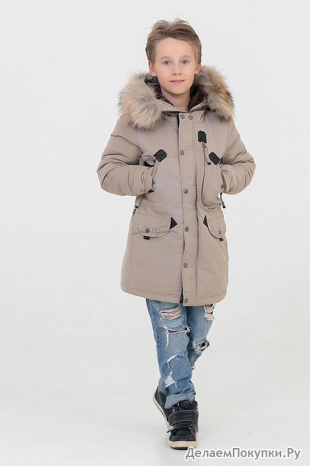 D2548 Куртка для мальчиков, био-пух Jan Steen