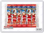 Шоколадные леденцы Санта Клаус ONLY 90 гр
