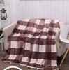 Флисовое одеяло-плед