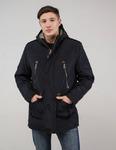Демисезонная куртка парка мужская молодежная