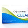 Офтальмикс Вutterfly Clear (4 шт) кривизна 8,6