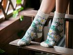Носки шерстяные N6R156-1