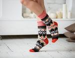 Носки шерстяные N6R160-1