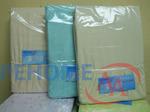 Простыня на резинке 90*200*25 тк.хлопковая (периметр)