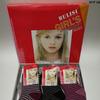 Носки детские для девочек в коробках ангорка тонкая