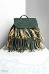 Стильный рюкзак бахрома