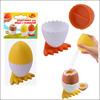 Подставка для яйца с солонкой 2цв