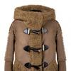 Пальто детское утепленное