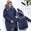 Невероятно теплая, практичная, красивая и стильная куртка