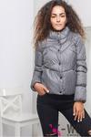 Куртка LS-8737, (Серый) - TM X-woyz