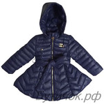 М.16129 Пальто Chanel темно-синее