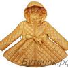 М.1628 Пальто Chanel горчица