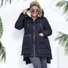 Демисезонное пальто в спортивном стиле разбавит яркими красками осенне-зимний лук 48--54