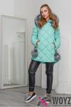Зимняя куртка LS-8744-17, (Тиффани) - TM X-woyz