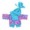 Одежда для пупса (комплект теплый из 4-х предметов)