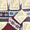 """Термоноски женские ангоровые """"Elises"""" 12 пар (размер 37-43) арт. 205689"""