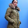 Куртка женская зимняя 1685.Нат.мех