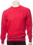 09-1545 Джемпер мужской (красный)
