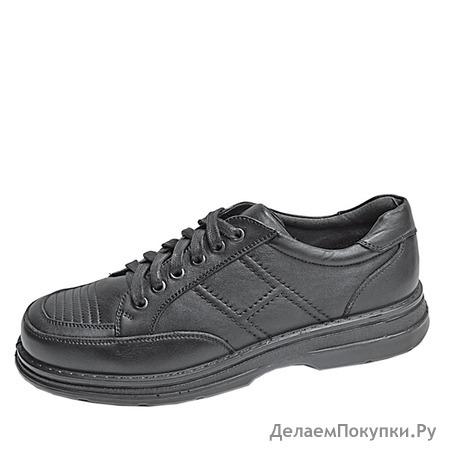 Ботинки мужские 43007 КО