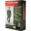 Термобелье Thermoform мужское (100% полиэстер). Комплект рубашка + кальсоны.