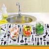 Коврик Microfiber для сушки посуды (малый)