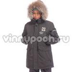 Зимняя куртка Kiko для мальчика (хаки), 11-15 лет
