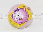 Бурлящий шарик «Бараш» со вкусом лесной ежевики