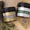 Крем-скраб для ног «Освежающий» с эфирными маслами мяты и танжерина