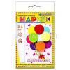 Набор для создания объемной открытки Шарики. 3-6 лет