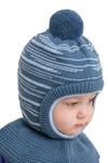 Трехслойный шлем Арктика Зимний